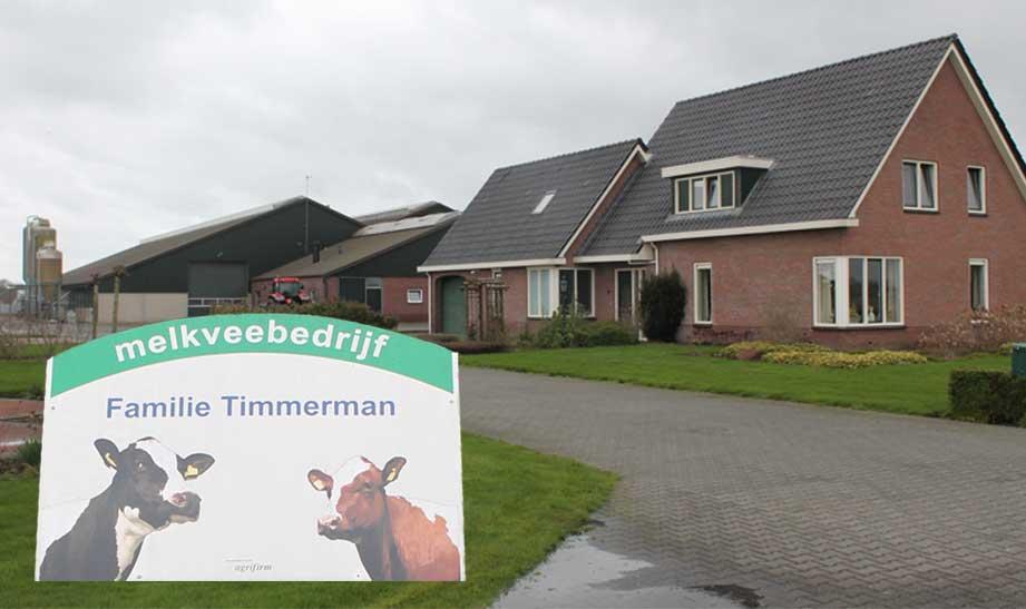 Melkveebedrijf Timmerman